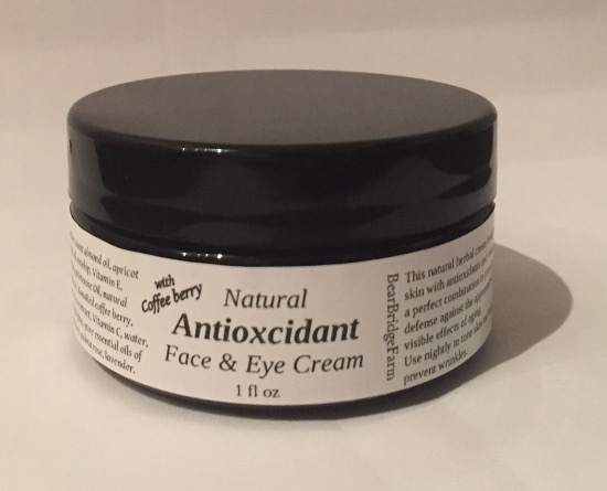 Antioxcidant Face & Eye Natural Herbal Cream